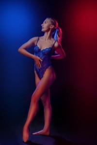 Ellie Lancaster - Female Dancer