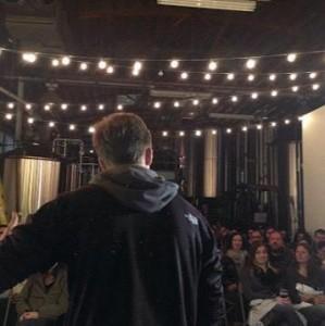 Chance Coburn Moreland - Adult Stand Up Comedian