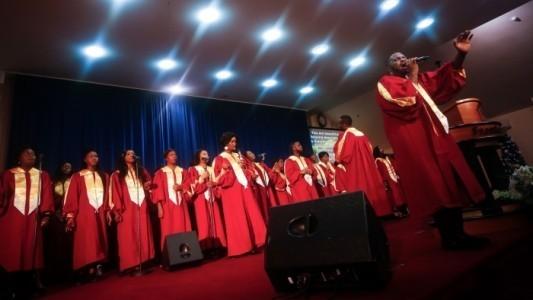 Keynotes Gospel Choir - Gospel Choir