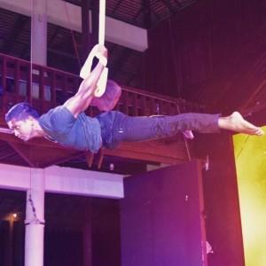 Gunga Gitish - Aerialist / Acrobat