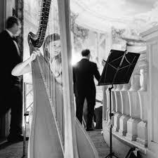 Tomina Parvanova - Harpist
