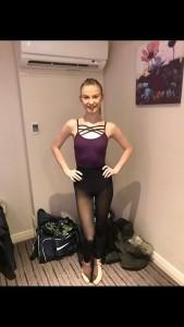 Jessica Ann Allpress - Female Dancer