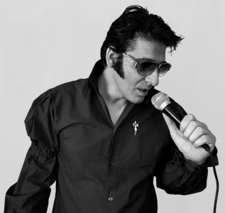 Andy Jones Elvis Tribute - Elvis Impersonator