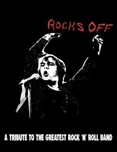 Rocks Off - The Rolling Stones Tribute Band