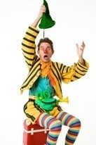 Skinny Bean - Clown