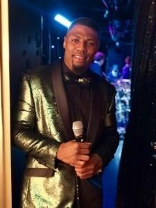 Chuck Starr - Male Singer