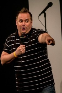 SEBASTIEN BOURGAULT - Clean Stand Up Comedian