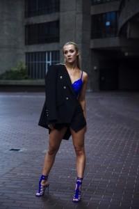 Elli Hosier  - Female Dancer