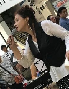 Michelle Rounds - Jazz Singer