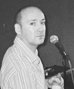 Christopher John Thompson - Male Singer
