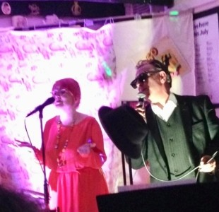BACK TWO... Sally Rose and Paul Hayward - Pianist / Singer