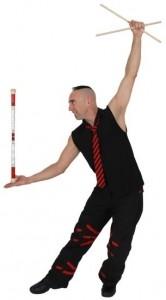 Aaron Bonk - Juggler