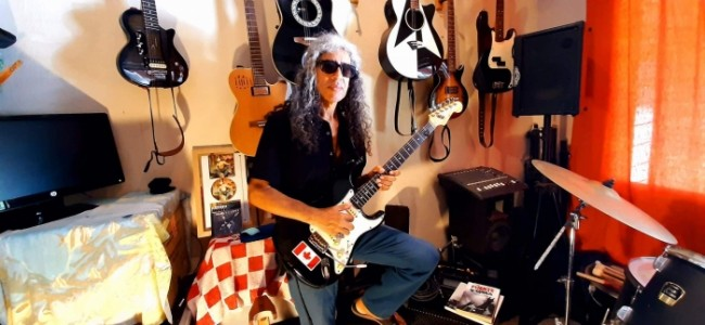 Charly Lopez International Rock Singer - Guitar Singer
