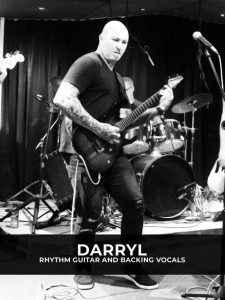 Darryl Burmeister Singer Guitarist  - Multi-Instrumentalist