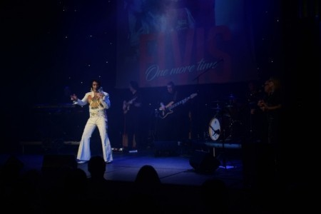 Gary Jay......Elvis - One More Time - Elvis Impersonator