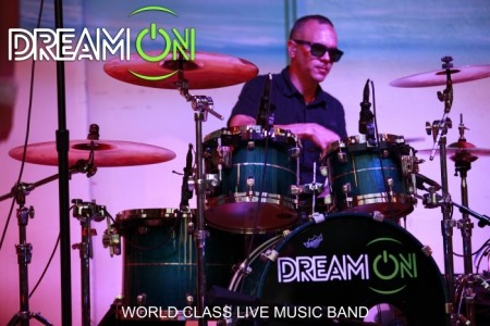 Dream On Band image