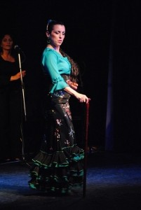 Leticia la Argentina - Flamenco Dancer