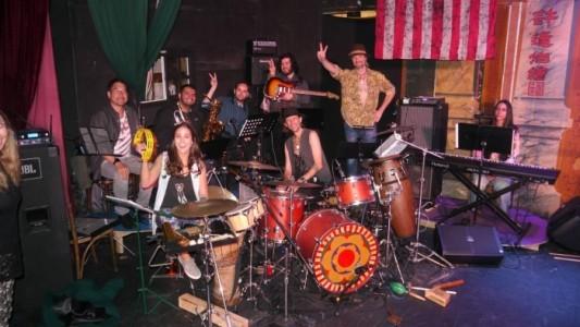 John Hollis - Drummer