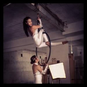 Yahaira Curiel - Aerialist / Acrobat