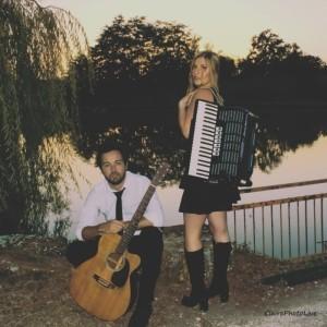Alex Ricci Guitarist solo/ duo feat. Elisa Sandrini - Solo Guitarist