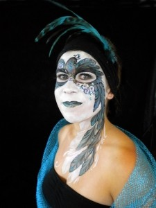 Spark Face and Body Art image