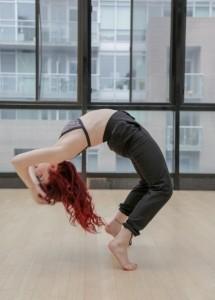 Samantha Ryan - Female Dancer