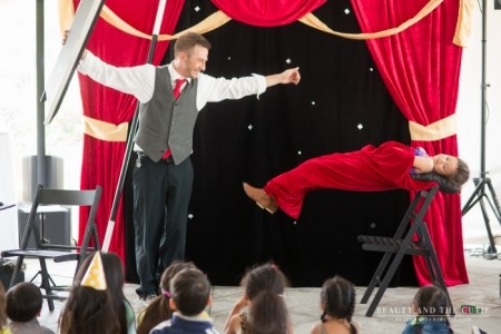 DANTE - Magician and Family Entertainer - Children's / Kid's Magician