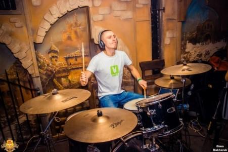 Ostap Sukhotskyi  - Drummer