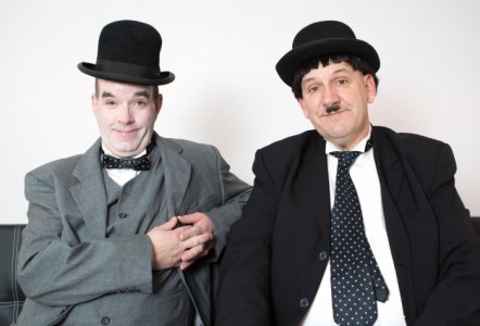 Laurel and Hardy Lookalikes - Lookalike
