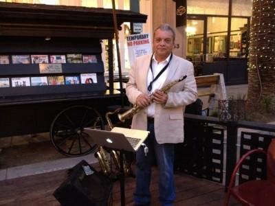 SaxMajor: American-Latin-Bollywood - Saxophonist