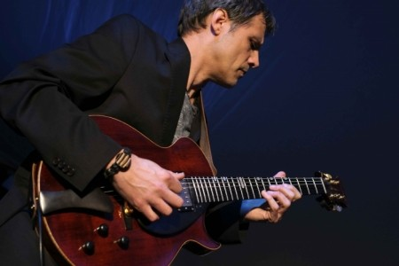 Jim Robitaille - Electric Guitarist