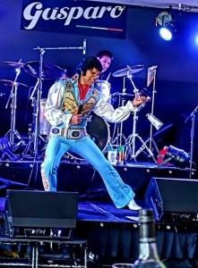 Nic KING - Elvis Impersonator