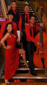 Kaja and The Watermelon Band ( duo, trio,quartet) image
