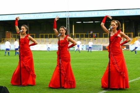 The Angelettes Motown Tribute Show  - Soul / Motown Band