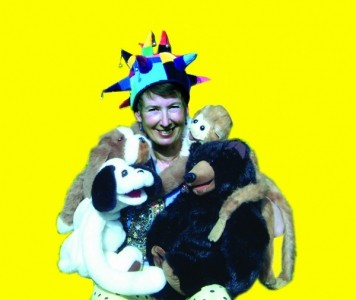 Pippins Puppets - Puppeteer