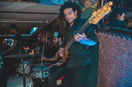 Marcelo bass player - Cover Band