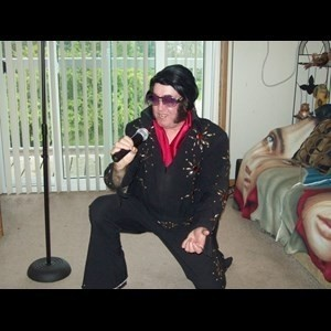 Elvis Singing Telegrams Weddings - birthday parties - corporate events - fun for everyone - Elvis Impersonator