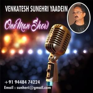 VENKATESH SUNEHRI YAADEIN - Male Singer