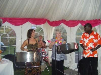 Juma Steel Band  - Steel Drum Band