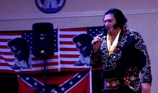 Dave Peters cabaret and Elvis tribute image