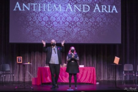 Anthem And Aria: The Psychic Soulmates  - Mentalist / Mind Reader