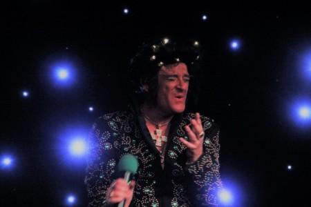 Elberace : Gay Elvis - Elvis Impersonator