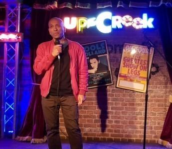 Joe Bains - Adult Stand Up Comedian