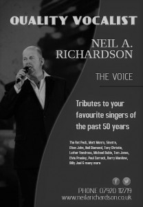 Neil A Richardson - Wedding Singer
