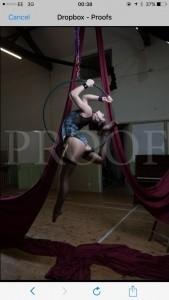 Charlee oakton - Aerialist / Acrobat