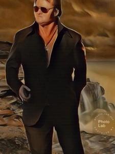 Martin (Howlin') Wolfe - Elvis Impersonator