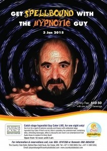 Guy Cater - Hypnotist