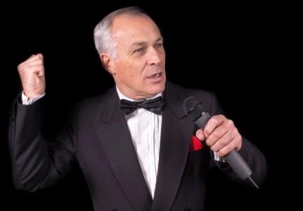Mel Peake - Frank Sinatra Tribute Act