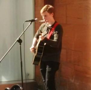 Christy Myers - Acoustic Guitarist / Vocalist