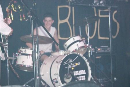 Leonardo Parisi - Drummer